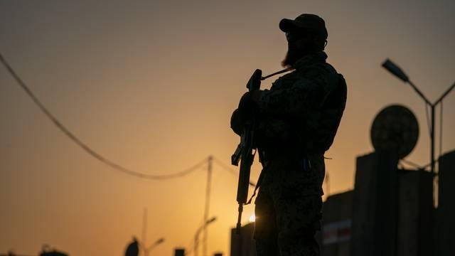 Defence Minister Annegret Kramp-Karrenbauer in Iraq