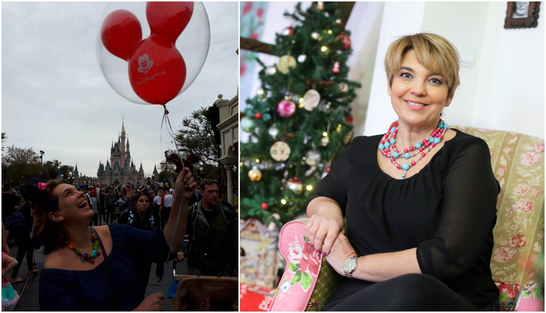 Nakon odlaska s HRT-a, Vukov Colić je 'pobjegla' u Disneyland