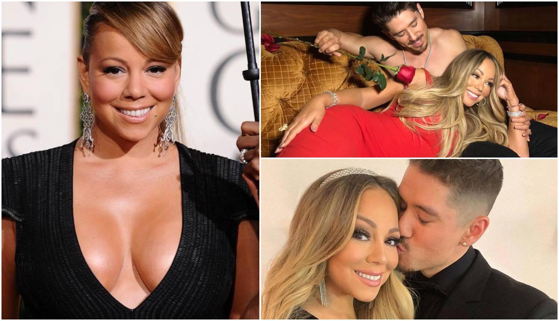 Mariah napunila 50: Nakon dva braka ljubi 14 godina mlađeg...