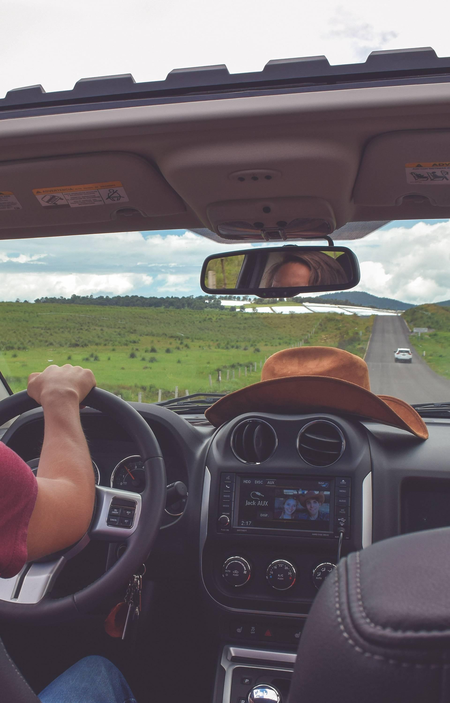 Super trikom pobijedite osjećaj mučnine tijekom vožnje u autu