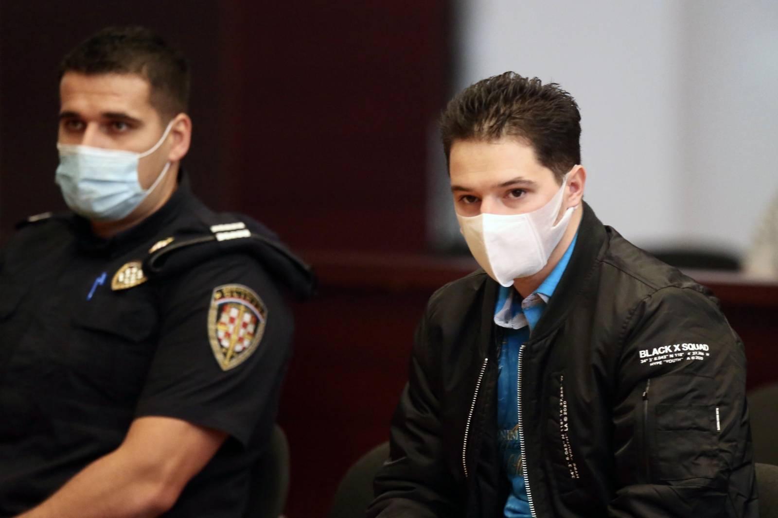 Split: Nastavljeno suđenje Filipu Zavladavu za trostruko ubojstvo