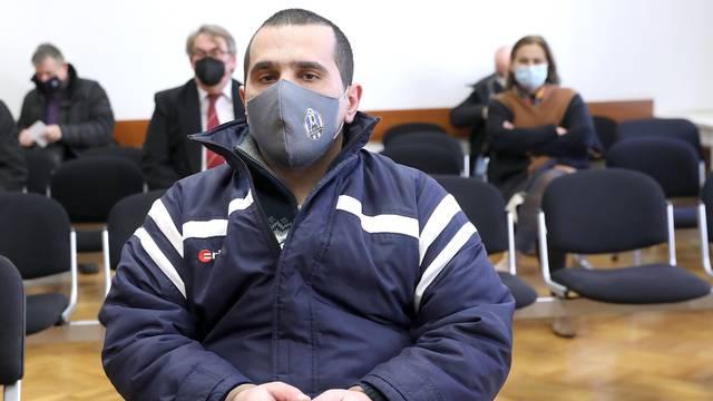 Lupeža koji je pokušao ubiti djelatnika Čistoće osudili na 8 godina i pet mjeseci zatvora