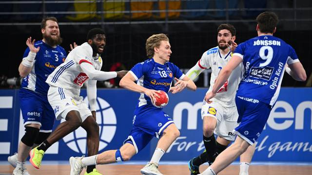 2021 IHF Handball World Championship - Main Round Group 3 - Iceland v France