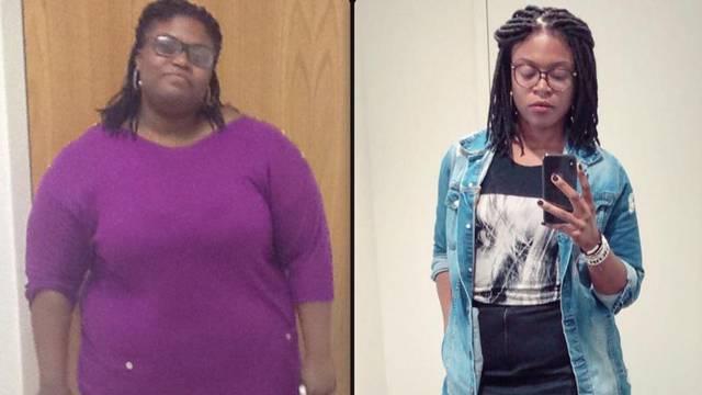 Snaga volje: Imala je 159 kg, a danas je instruktorica fitnessa
