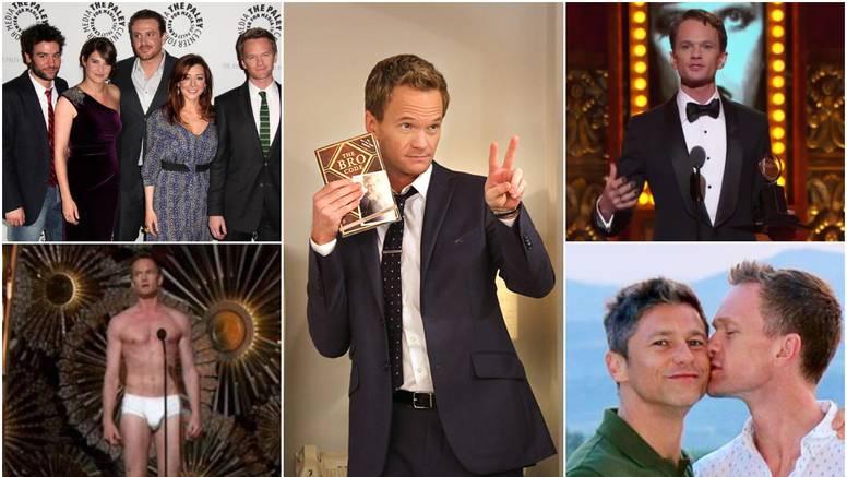 Kao Barney zarađivao je 1,4 mil. kuna po epizodi, a sa suprugom Davidom sretan je već 17 godina