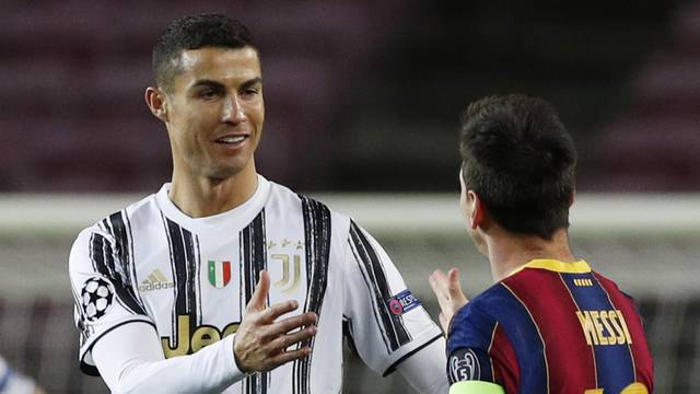Champions League - Group G - FC Barcelona v Juventus