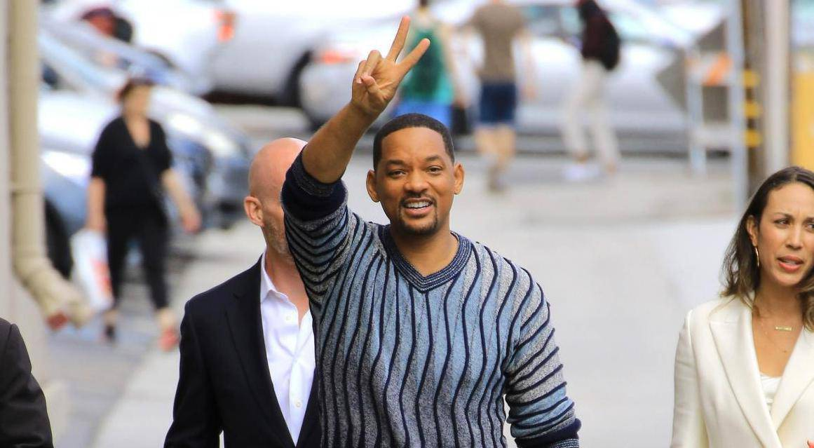 Will Smith sighting - Los Angeles