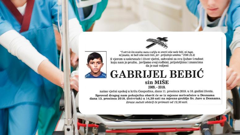 Gabrijelov otac: 'Ovo će donijeti pravdu i istinu za mog sina'