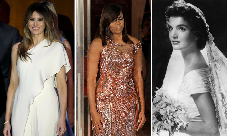Prve dame Amerike: Ikone stila koje su prošle kroz Bijelu kuću