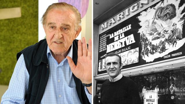 Veljko Bulajić: 'Cijelim svojim bićem bio sam posvećen filmu'