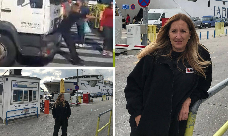 Stala pred kamion: 'Teže bi ga kaznili da je išao ubiti mačku'