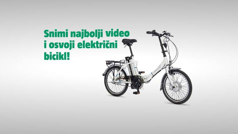 Pravila natječaja 'Snimite najbolji video i osvojite e-bike'