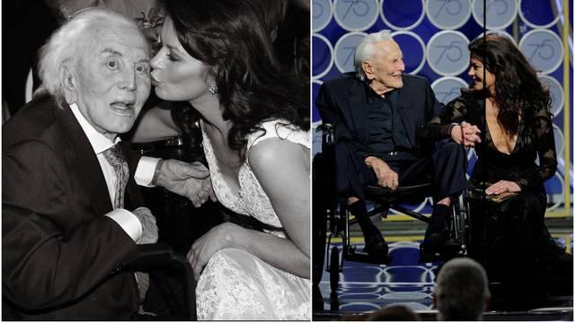 Catherine Zeta-Jones oprašta se od Kirka: Već mi nedostaješ