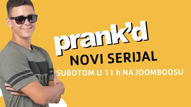 Sezona podvala: Poznati show Punk'd dobiva hrvatsku verziju