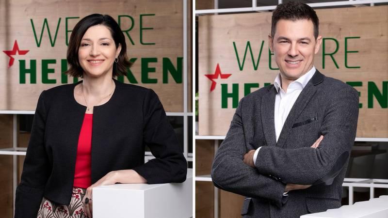 Heineken Hrvatska imenovao je 2 nova člana menadžment tima