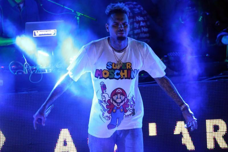 Debakl na Zrću: Chris Brown razočarao tisuće obožavatelja