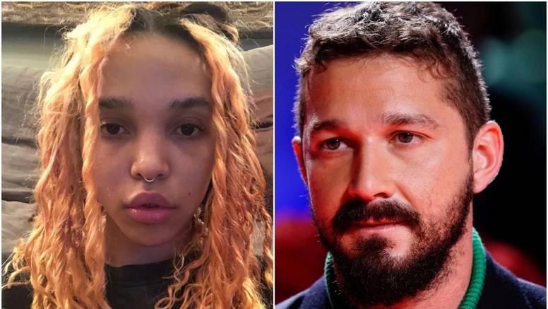 Pjevačica optužila LaBeoufa za zlostavljanje pa traži odštetu