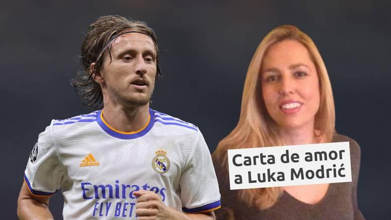 Španjolka je napisala ljubavno pismo Luki: Ti si mi najdraži...