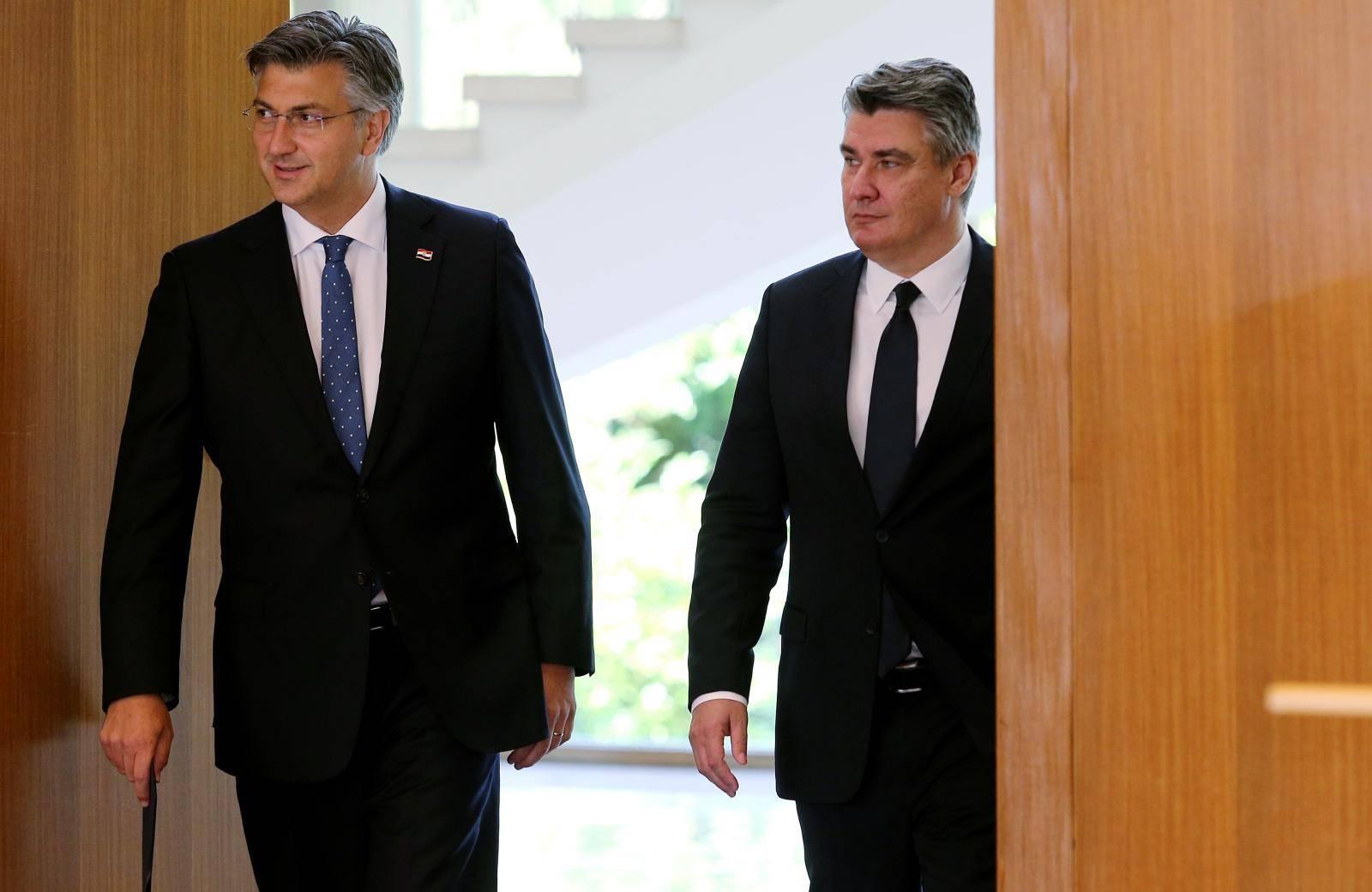 'Premijer nije medijima otkrio detalje sastanka s Milanovićem'