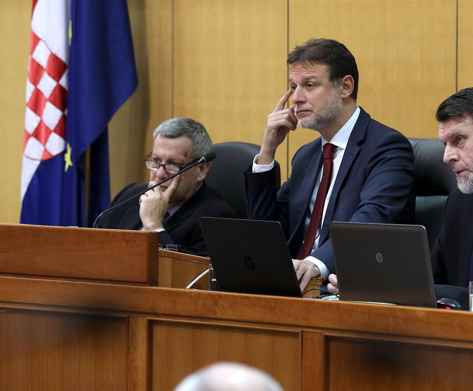 Zagreb: Sabor o Prijedlogu zakona o izboru vijeća i predstavnika nacionalnih manjina