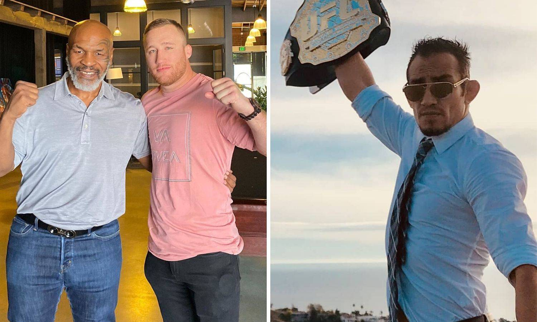 Sad love UFC titulu: Gaethje je bio rudar, a Tony noćni šanker