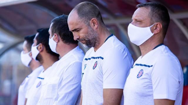 Split: U 1. kolu HT Prve HNL sastali se Hajduk i Istra