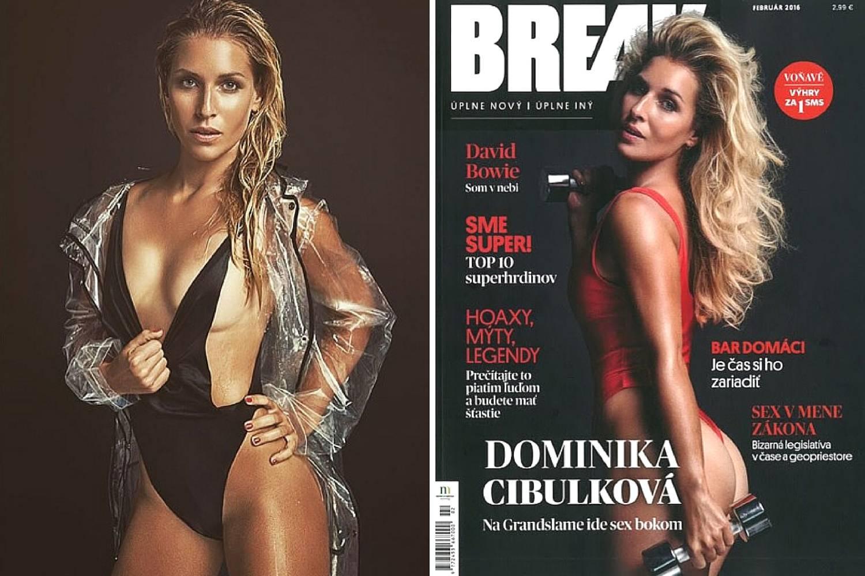 """Polugola slovačka tenisačica ponovno """"zapalila"""" internet"""