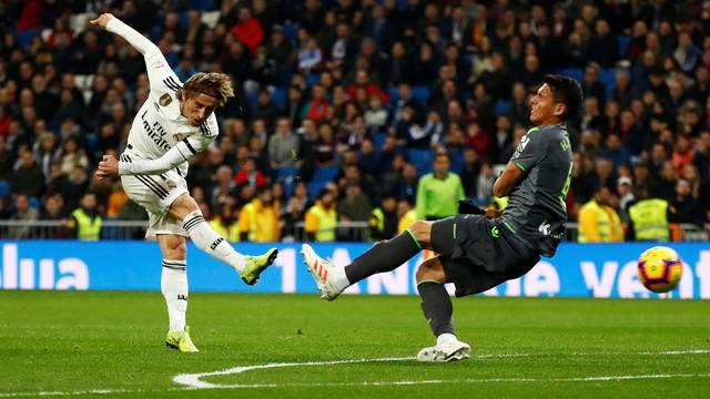La Liga Santander - Real Madrid v Real Sociedad