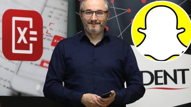 Fantastična suradnja: Hrvatski Photomath ušao je u Snapchat