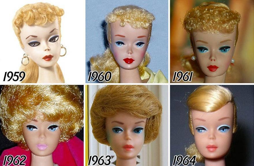 Barbie na početku i danas: Sad izgleda potpuno drugačije...