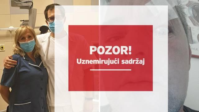 Spajalicom si probio oko, spasio mu ga kirurg u Čakovcu: 'To mi je bio najkompleksniji zahvat'