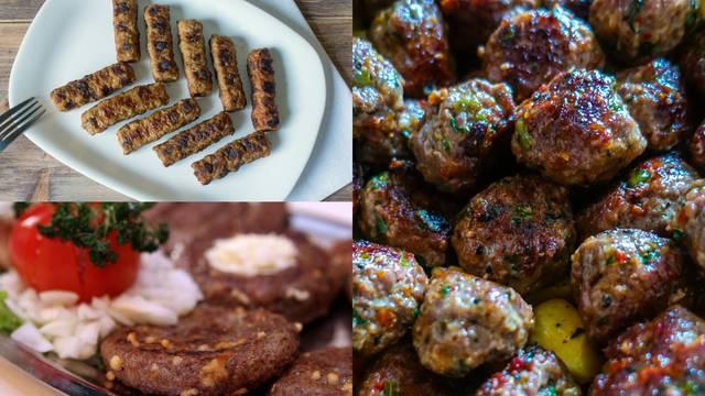 Super recepti za grill: Uštipci, najbolji ćevapi i fine mazalice