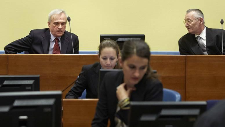 Presuda u Haagu: Simatović i Stanišić nisu krivi za zločine