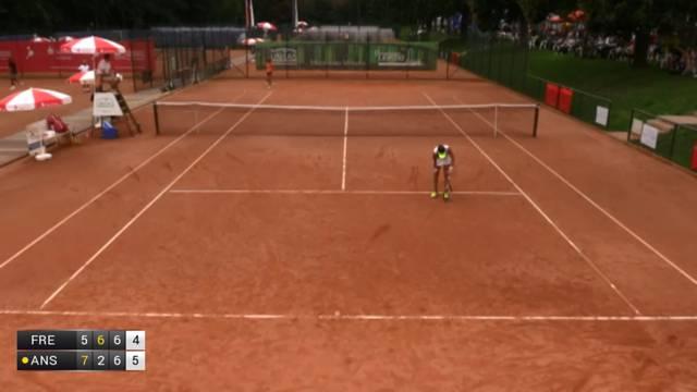 Kao na treningu: Tenisačice su odigrale poen od 140 izmjena!