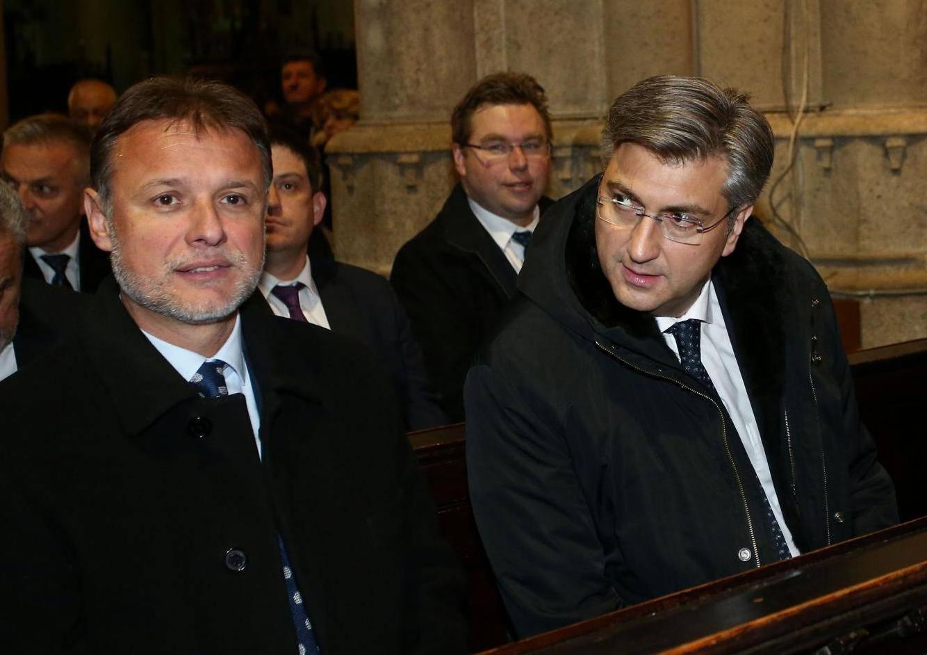 Zagreb: Kardinal Bozanić predvodio misu za Domovinu i prvog hrvatskog predsjednika dr. Tuđmana