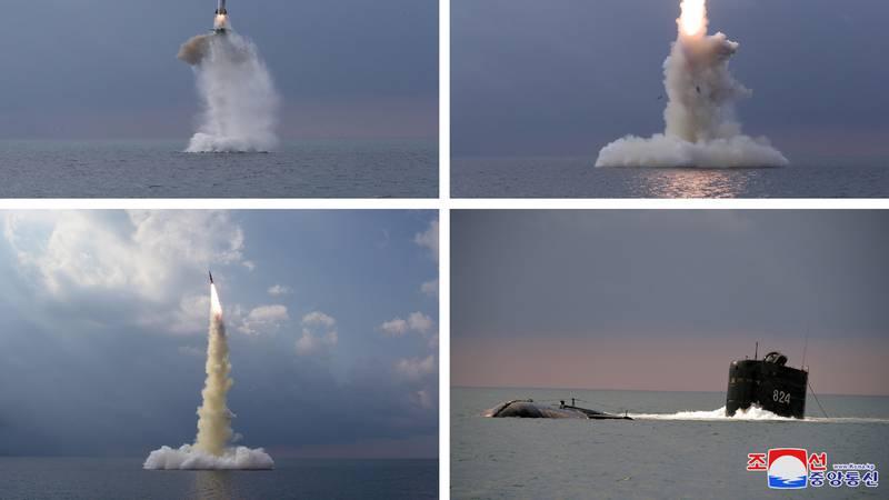 Nakon što je Sjeverna Koreja ispalila projektil SAD naglasio da nema neprijateljske namjere