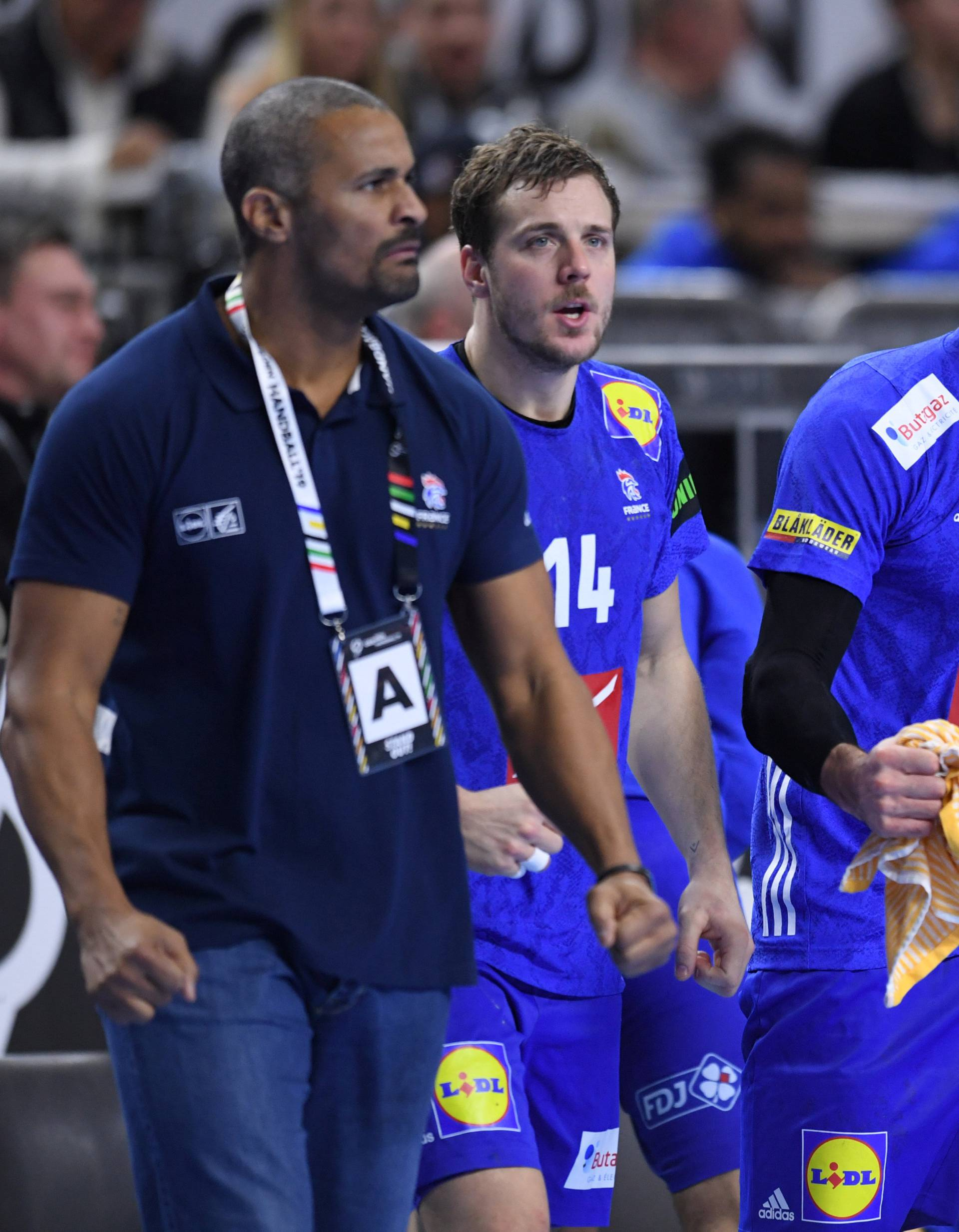 IHF Handball World Championship - Germany & Denmark 2019 - Main Round Group 1 -  France v Spain