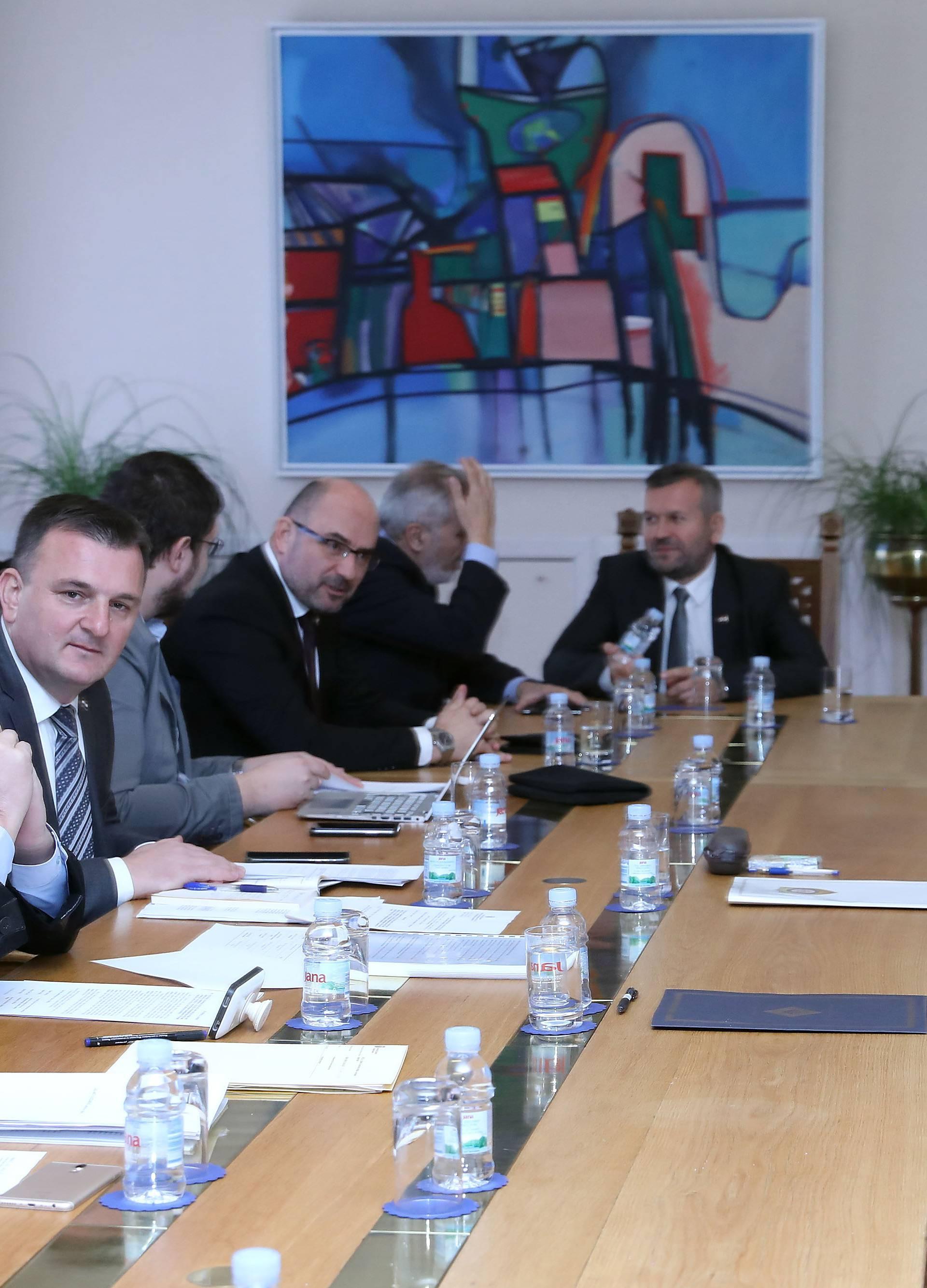 Zagreb: Sjednica Odbora za unutarnju politiku i nacionalnu sigurnost o postupanju SOA-e