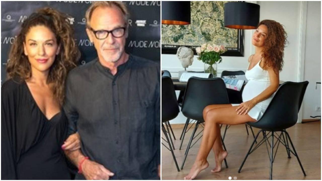 Frano Lasić i 30 godina mlađa umjetnica Milena čekaju bebu...