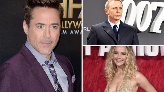 Lova do krova: Ovo su najbolje plaćeni glumci u Hollywoodu