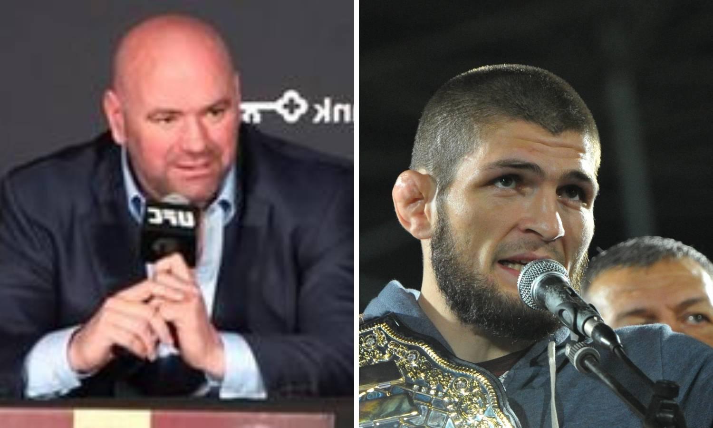 White: S Khabibom sam riješio sve, on sigurno ostaje u UFC-u