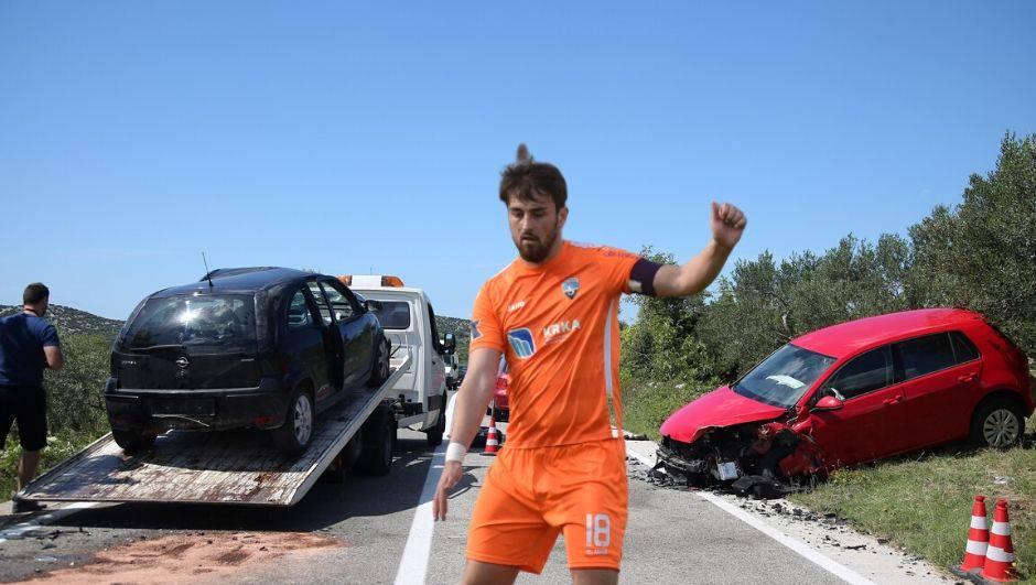 Policija potvrdila: Vukorepa je vozio prebrzo i izazvao nesreću