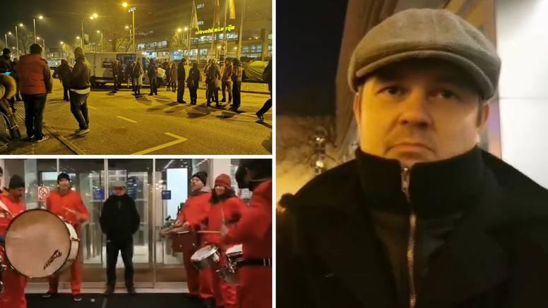 Građani došli na janjetinu: 'Cilj je da krademo  i dijelimo plijen'