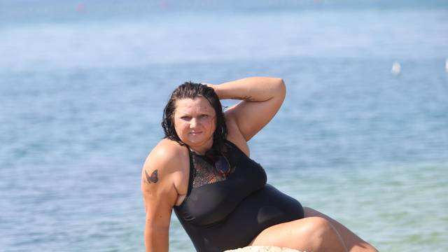 Nevenka u kupaćem: Postat ću miss sporta nakon svoje dijete