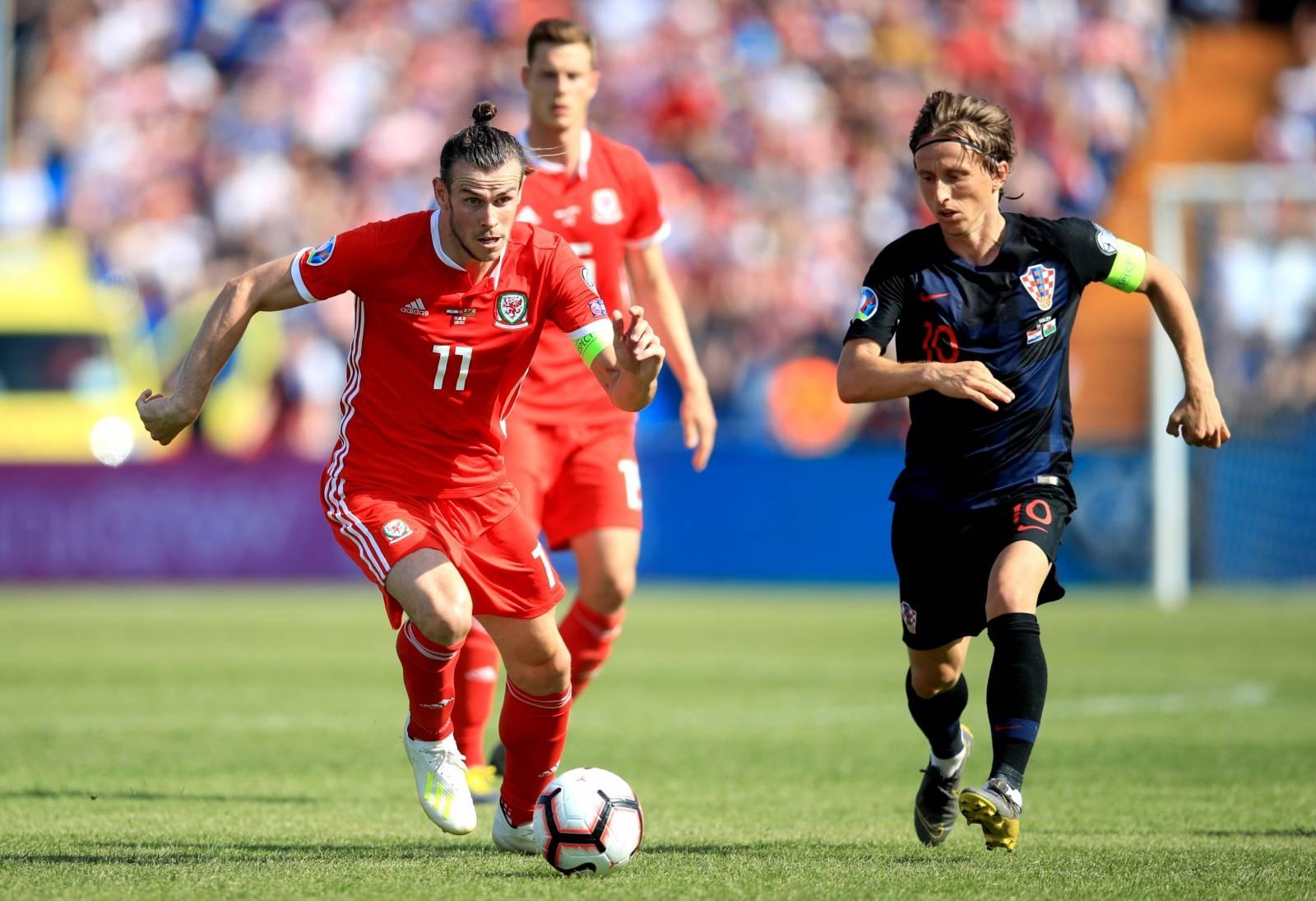 Croatia v Wales - UEFA Euro 2020 Qualifying - Group E - Stadion Gradski Vrt