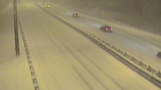 Ovo je autocesta u Hrvatskoj jučer: I danas će biti snijega