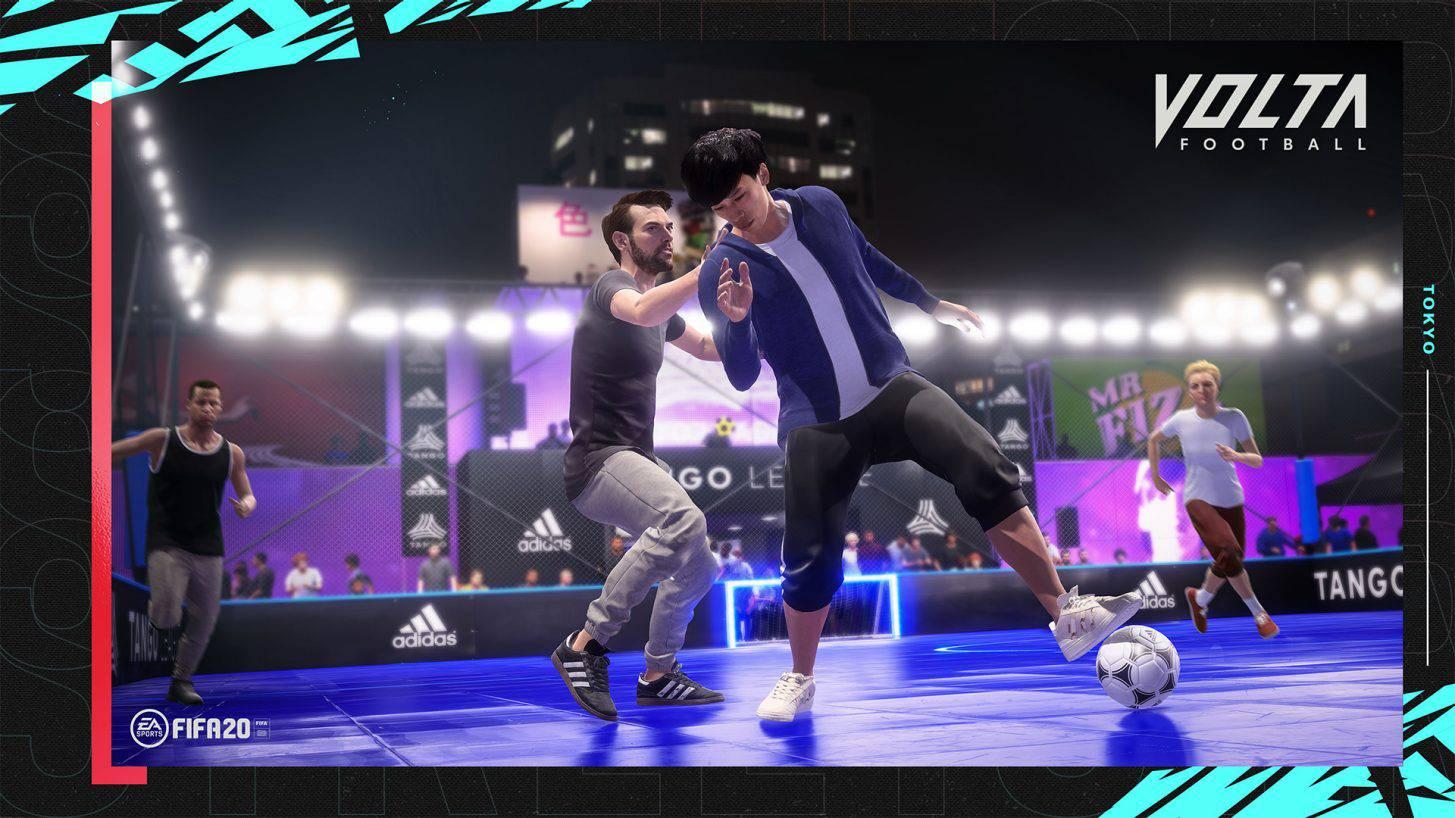 FIFA 20 dobila ulični nogomet: 'To je kao dvije igre u jednoj'