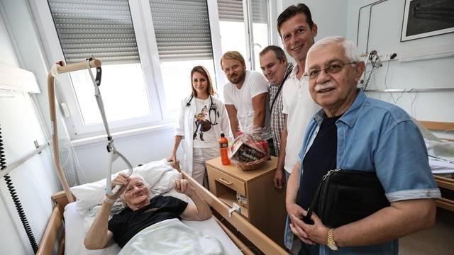 Legendarni Štef sve je bolje: Ali recite mi kako stoji Dinamo