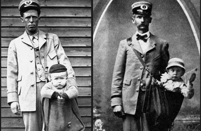 Prije 100-tinjak godina slali su djecu poštom - bilo je jeftinije