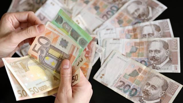 Brojanje novaca